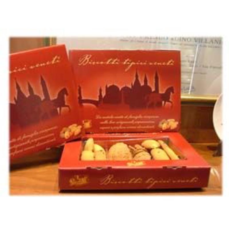 Biscotti Tipici Veneti Gift Box g.300 Pasticceria Estense