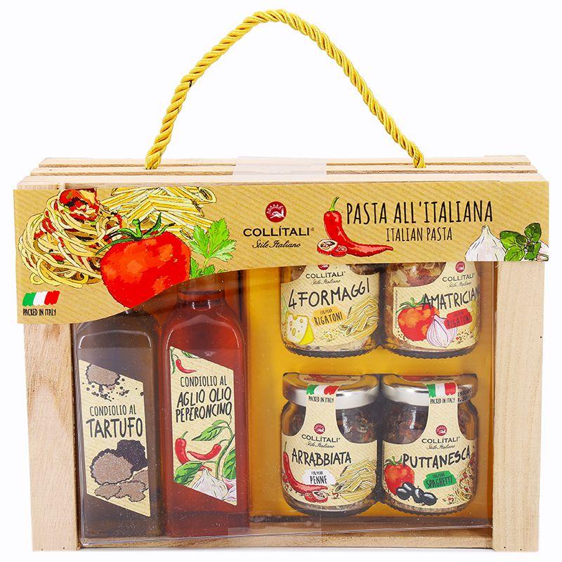 Confezione Regalo Pasta all'Italiana