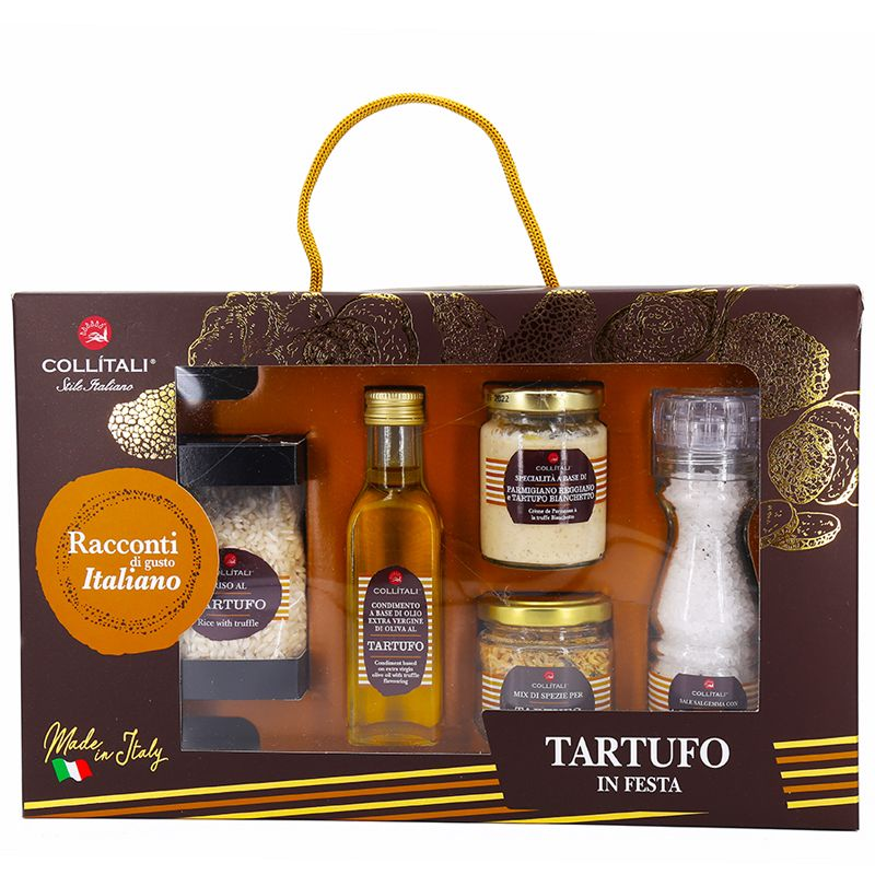 Confezione Regalo Tartufo in Festa