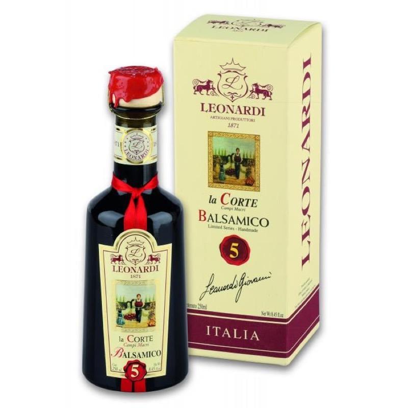 Condimento Balsamico La Corte Serie 5 ml 250