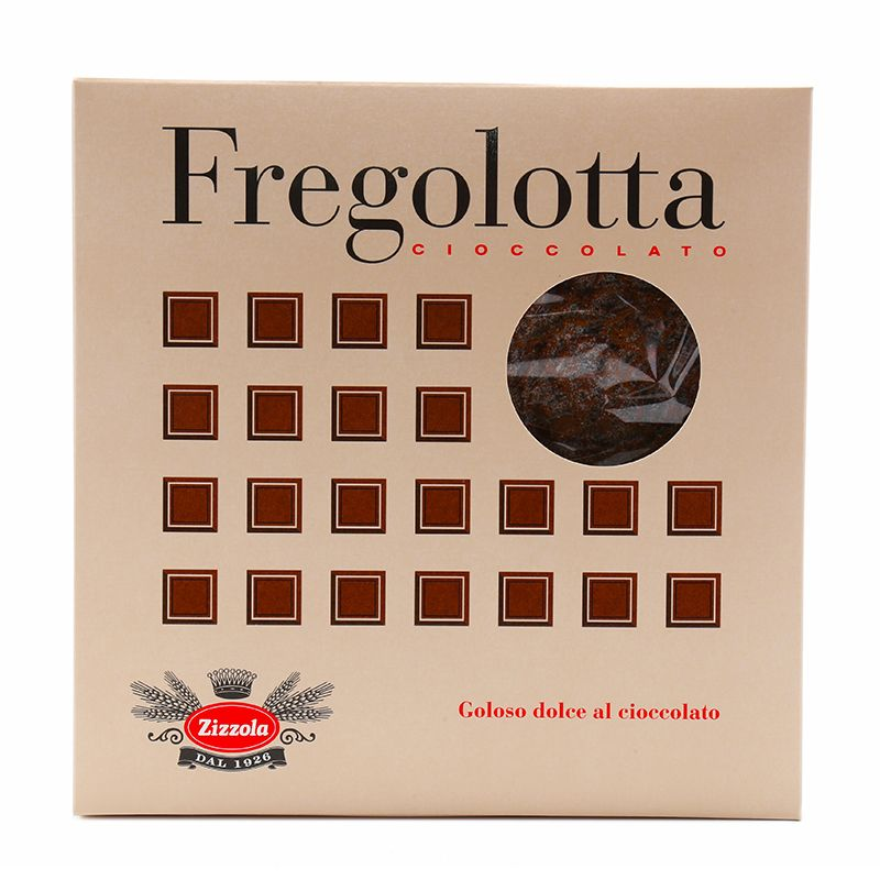 Fregolotta al Cioccolato