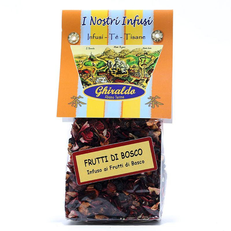 Infuso Frutti di Bosco gr.90