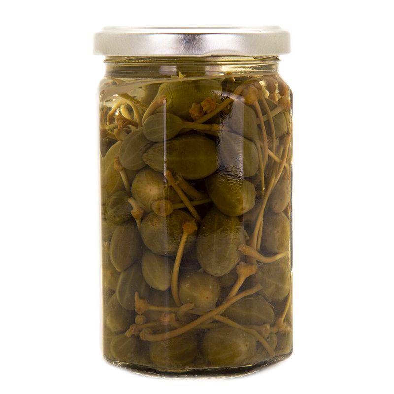 Frutti del cappero in aceto di vino delicato g.300