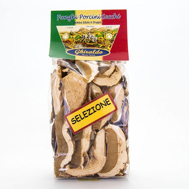 Funghi Porcini Secchi SELEZIONE g.100