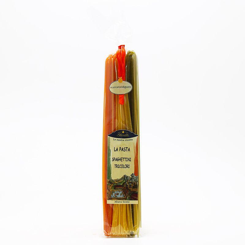 Spaghetti Tricolore Gift gr.150