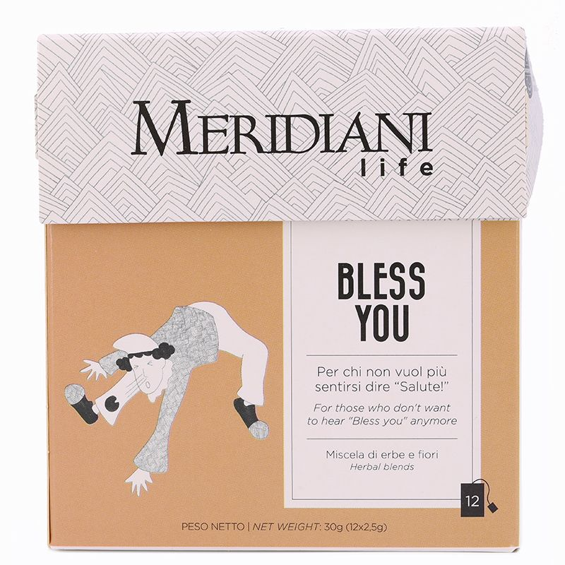 Meridiani Tisana Bless You