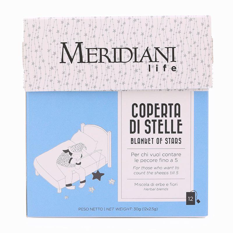 Meridiani Tisana Coperta di Stelle