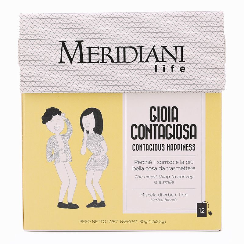Meridiani Tisana Gioia Contagiosa