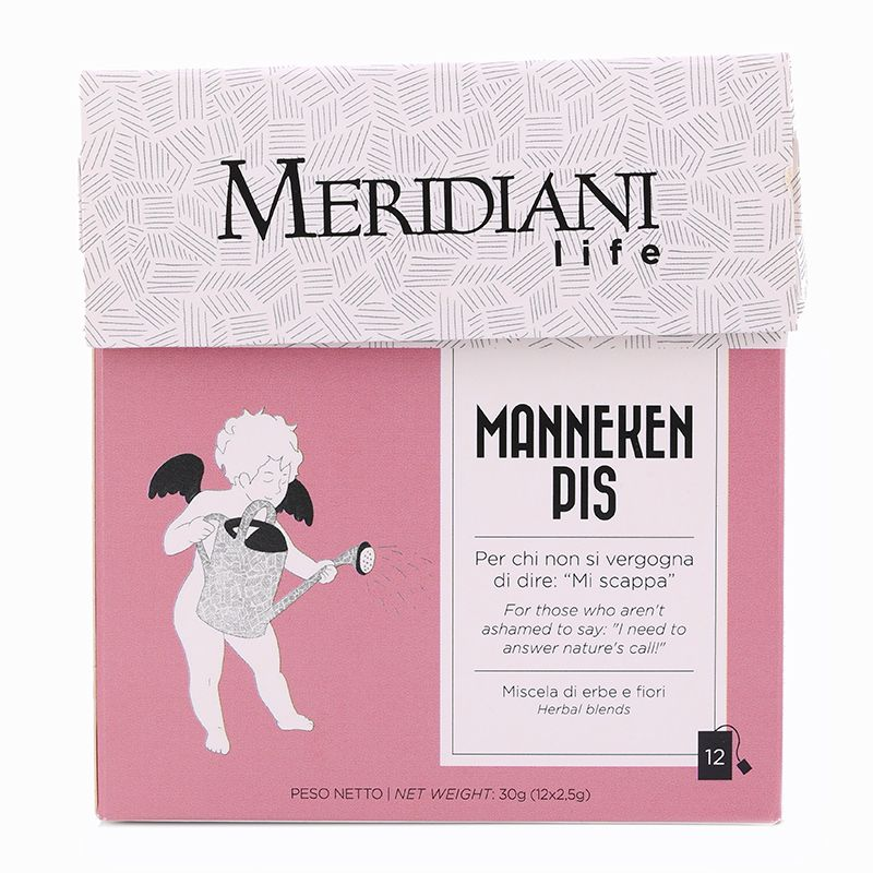 Meridiani Tisana Manneken Pis