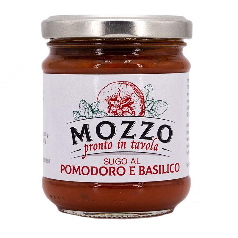 Sugo al Pomodoro e Basilico Mozzo g.190