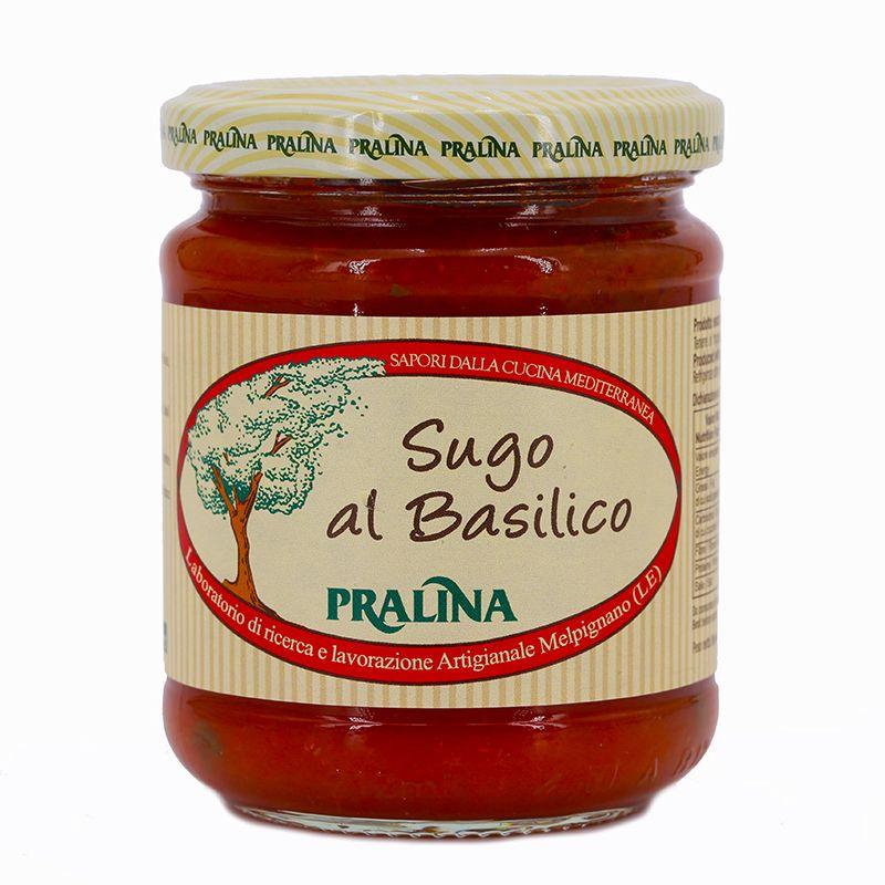 Sugo Rustico al Pomodoro e Basilico