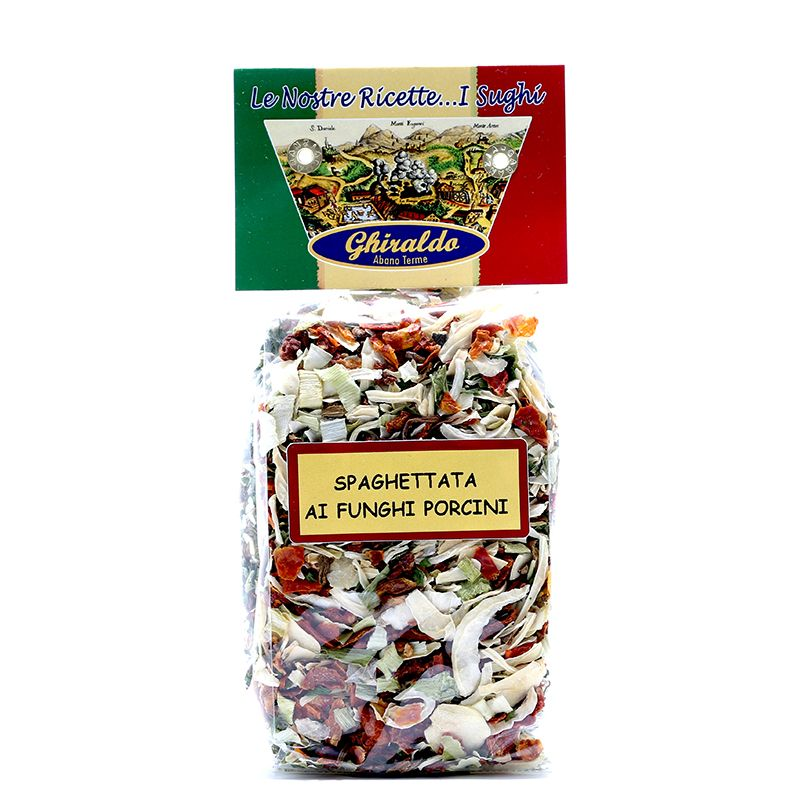 Spaghettata ai Funghi Porcini gr.100