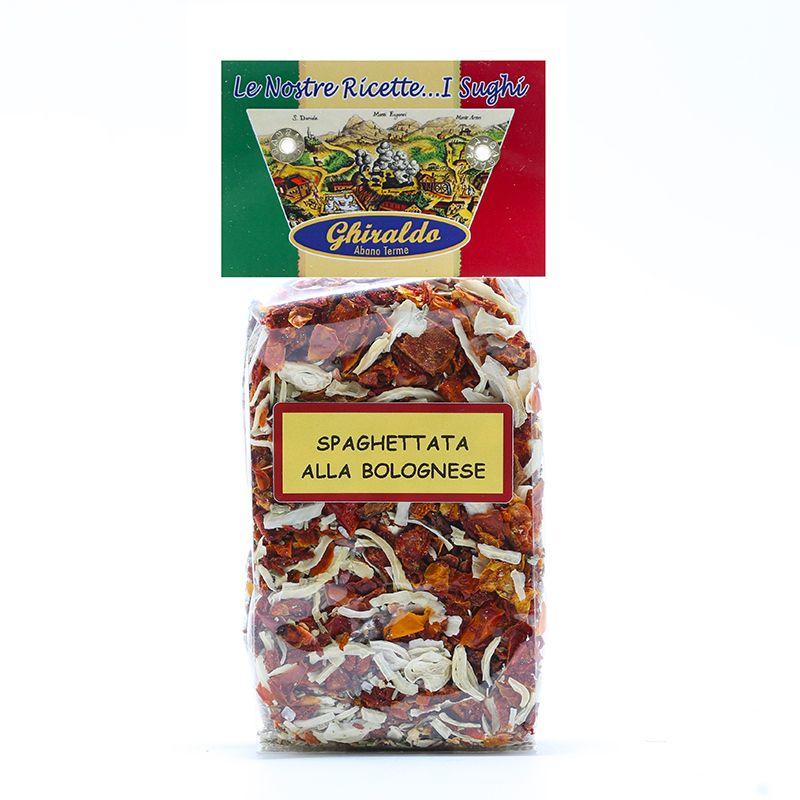 Spaghettata alla Bolognese gr.100