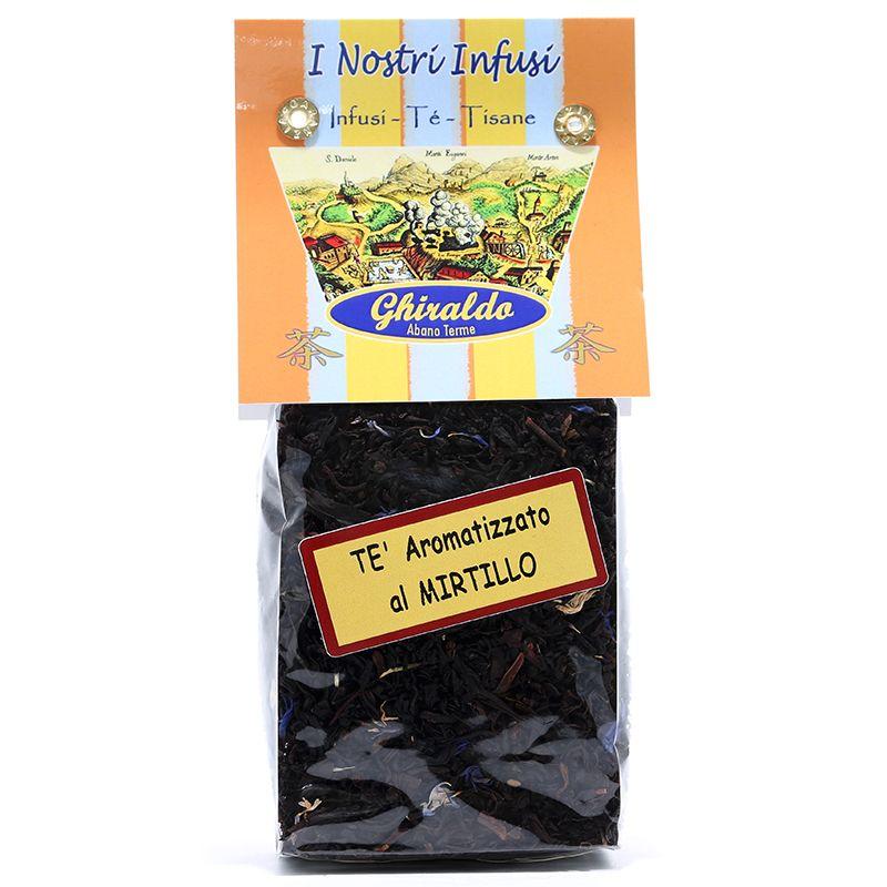 Tè Aromatizzato al Mirtillo gr.90
