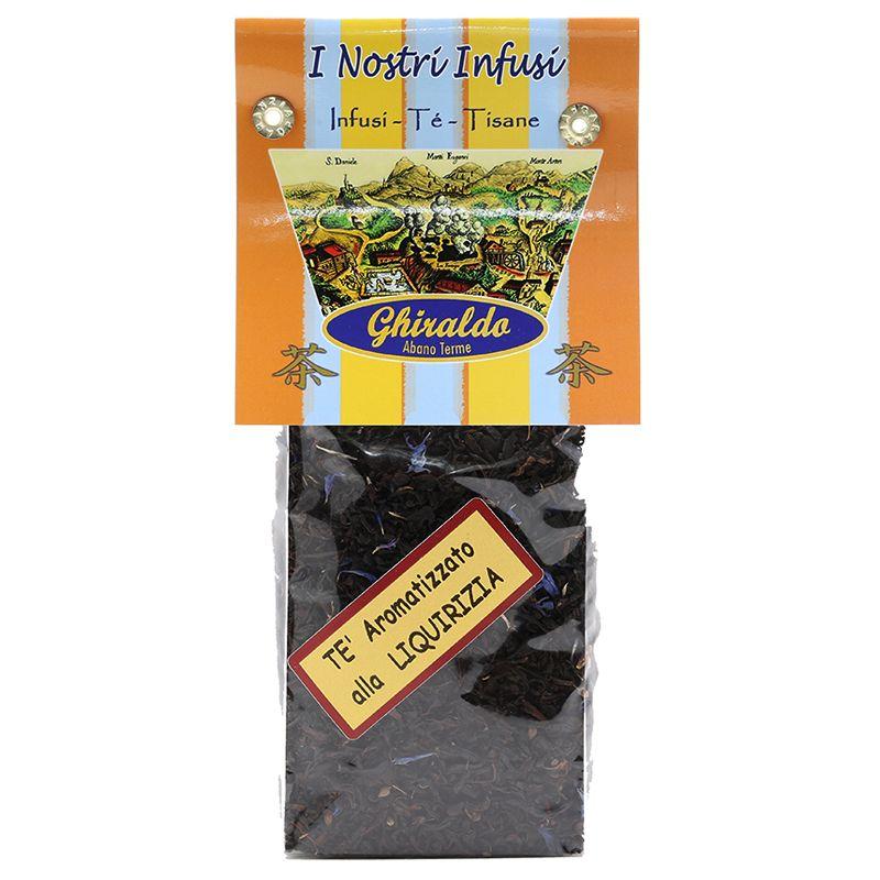 Tè Aromatizzato alla Liquirizia gr.90