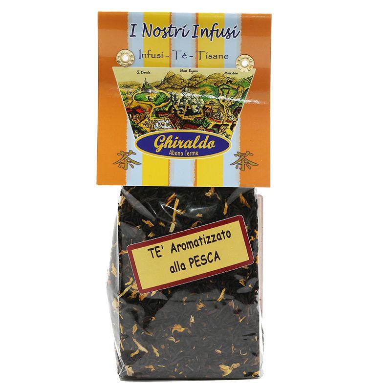 Tè Aromatizzato alla Pesca gr.90