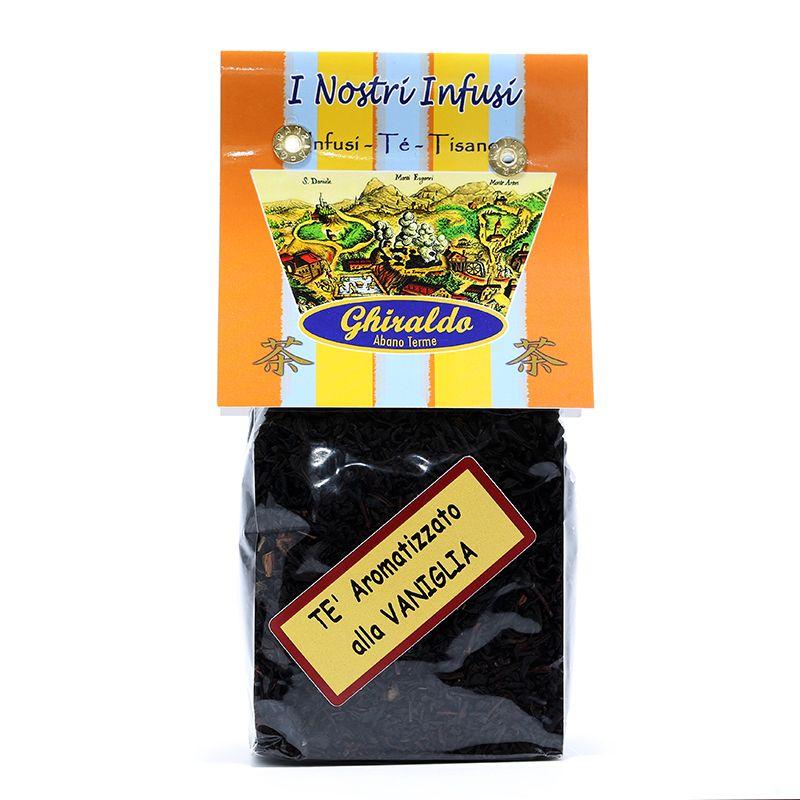 Tè Aromatizzato alla Vaniglia gr.90