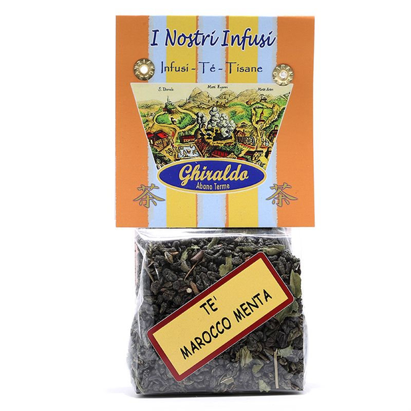 Tè Marocco Menta gr.90
